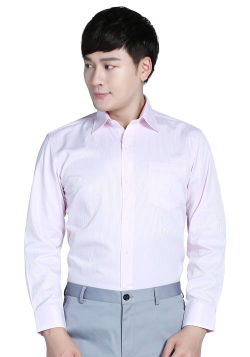 职业装女性衬衫长袖定制公